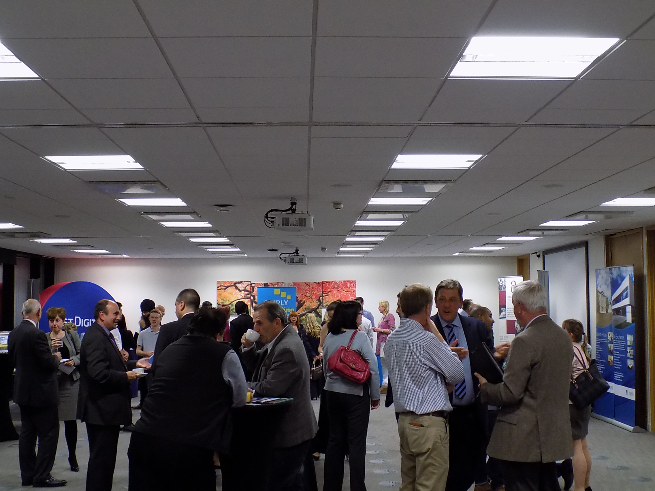 networking bedfordshire