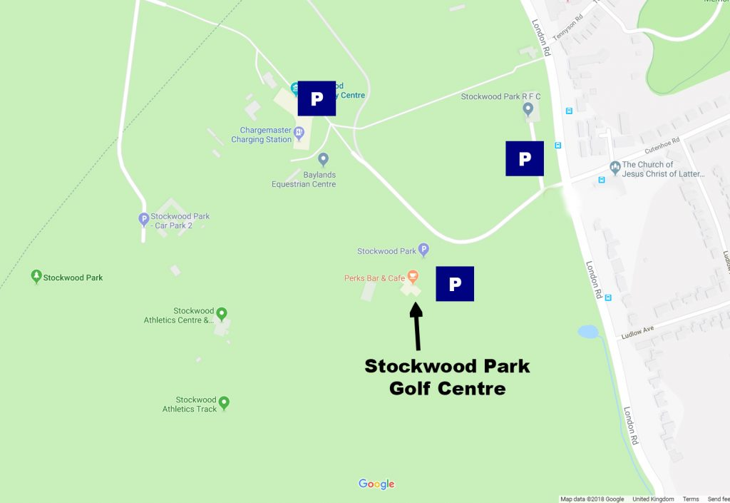 parking for stockwood park luton bedfordshire